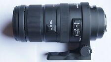PENTAX FIT Sigma APO DG HSM 120 - 400 mm F/4.5-5.6 Lens + HOOD + CAPS + BOX