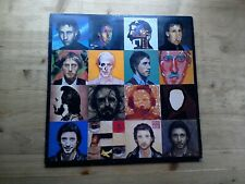 The Who Face Dances Very Good Vinyl Record WHOD 5037 Inner & Poster