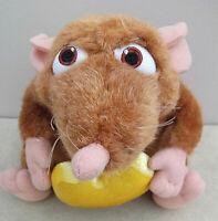 "Disney Pixar Ratatouille 9"" EMILE RAT With His Cheese Soft Plush Toy"