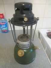 BRITISH ARMY Bialaddin vapalux  camping willis bates  Military Lantern