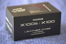 Fujifilm Premium Leather Case LC-X100S (for Fujifilm X100S and X100T cameras)