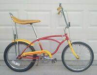 "20/"" Kids Bike Bicycle Parts Lots Vintage 60s Schwinn Stingray Wald Compatible"