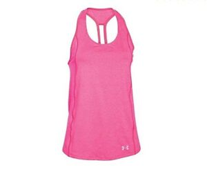 NWT Under Armour UA CoolSwitch Trail Tank Top Shirt Women's Small