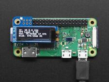 Adafruit PiOLED - 128x32 Monochrome OLED Add-on for Raspberry Pi [ADA3527]