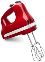KitchenAid 5-Speed Ultra Speed Hand Mixer | Empire Red