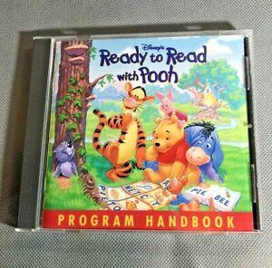 Disney's Ready to Read With Pooh (WIN/MAC, CD-ROM, 1997)