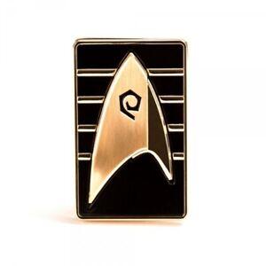 Star Trek Discovery Replik 1/1 Sternenflottenabzeichen Cadet Badge magnetisch