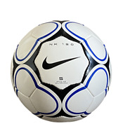 NIKE NK 150 MATCH BALL FOOTBALL SOCCER ORIGINAL VINTAGE OFFICIAL NEW SIZE 5 RARE