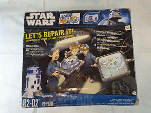 R2 D2 Repair it Star Wars Clone Wars Opened Not Used (read description)