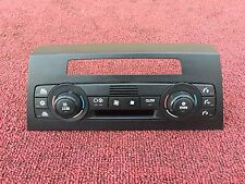 BMW E91 325XI 328I 335XI  AIR CONDITIONING HEATER AC CLIMATE CONTROL 9110610 OEM