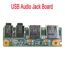 USB Audio Jack Board For ASUS A53S X53S K53S P53S K53SV 100% Test Free shipping