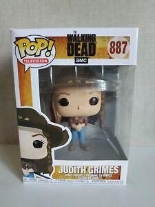 Funko pop Judith Grimes The walking dead # 887 - Pop Television VER FOTOS