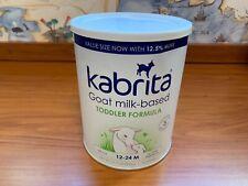 Kabrita Goat Milk Toddler Formula 900g 31.7Oz 22 Vitamins & Minerals- 04/2022