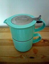 Forlife Tea For One Infuser Mint Green VGC