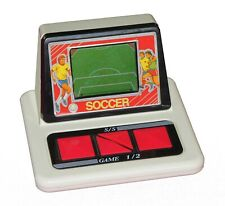 Vintage jeu électronique Tabletop football Soccer