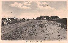 Benghazi,Libya,No.Africa,A Desert Caravan,c.1909