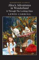 Alice's Adventures in Wonderland Lewis Carroll Wordsworth New Book Free UK Post