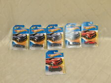 Hot Wheels '12 Camaro ZL1 HW Premiere New Models Lot of 6 red blue