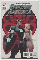 Captain America #10 NM Steve Rogers  Spencer Saiz Stein  Marvel Comics **18