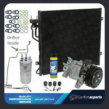 New AC A/C Compressor Kit, Fits: 2002 2003 2004 2005 Jeep Liberty V6 3.7L ONLY