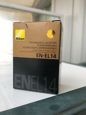 Nikon EN-EL14 Li-Ion Battery for Camera