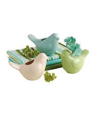 Design Imports - Bird Bud Vases, Choose Style (27079)