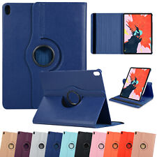 """For iPad Pro 11"""" 2nd 2020 Case Smart PU Leather 360° Rotating Stand Flip Cover"""