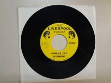 "PARAMOUNTS: Poison Ivy-I Feel Good All Over-U.S. 7"" 64 Liverpool Sound LS 903-V"