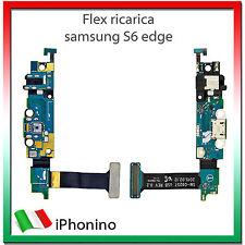 FLAT FLEX CONNETTORE CARICA DI RICARICA MICRO USB SAMSUNG GALAXY S6 EDGE G925F