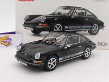 """Schuco 00363 # Porsche 911 S Baujahr 1973 in """" schwarz """" 1:18 Lim. Ed. 911 Stück"""