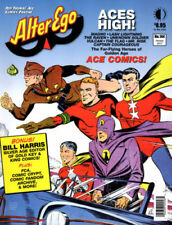 ALTER EGO MAGAZINE #144 JANUARY 2017 COMICS BUYER'S GUIDE