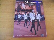 MINA GLI ANNI RAI 1962-1965  N 9  DVD SIGILLATO  RARO  REPUBLICA-L'ESPRESSO