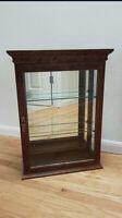 Ethan Allen Circa 1776 Curio Cabinet