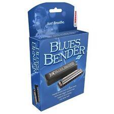 HOHNER BBBL Blues Bender Diatonic Harmonica Key of BB
