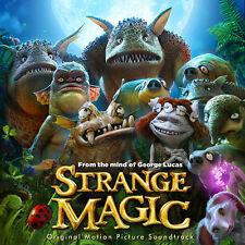 Soundtrack - Strange Magic (Original Soundtrack) [New CD]