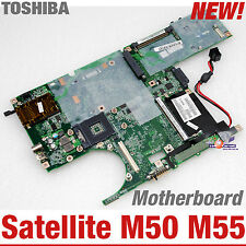 MOTHERBOARD K000030410 MAINBOARD NOTEBOOK TOSHIBA SATELLITE M50 M55 ECU00 16 106
