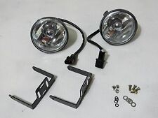New Proton Persona Fog Lamp Light Foglight Foglamp With Bracket 1 Pair