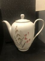Royal Duchess Fine China Mountain Bell Vintage Teapot  Bavaria Germany