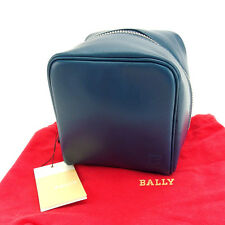 Auth BALLY Pouch B Marco unisexused C1909