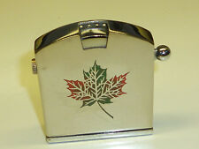 """KASCHIE """"K33"""" AUTOMATIC PETROL WICK LIGHTER W. MOTIVE - 1933 - MADE IN GERMANY"""
