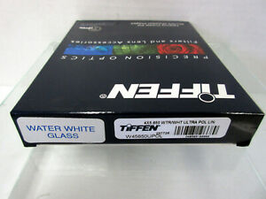 "New Tiffen 4x5.65"" Ultra Pola Linear Polarizer Water White Filter W45650UPOL"