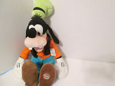 Authentic Disney Store Goofy Plush Stuffed Animal with Tag