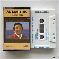 Al Martino - Spanish Eyes Tape Cassette (C22)