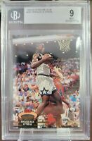 1992 Stadium Club Shaquille O'neal Rookie Card #247 BGS 9 MINT!! SHAQ
