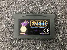 F-Zero Maximum Velocity - Cart Only Game Boy Advance GBA (A)