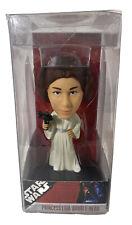 Funko Series 2 / Bobble Head  Princess LEIA Star Wars  2008 Lucas Films