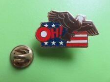 279 - Pin's - Aigle Américain - Oh ! - Signé Parkson