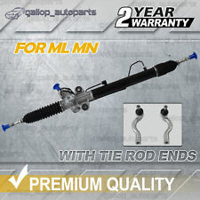 For Mitsubishi Triton ML MN L200 4WD 2005-2015 Power Steering Rack + Tie Rod End