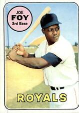 1969 Topps 93 Joe Foy EX-MT #D391468
