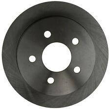 Disc Brake Rotor-Non-Coated Rear ACDelco Advantage 18A811A